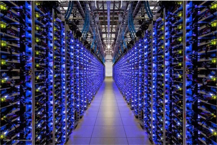 Visitez un datacenter de Google en 360° - Mozilla Firefox